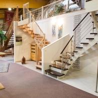 Ausstellung Treppenzentrum Schmid 1